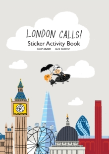 London Calls Sticker Book, Paperback Book