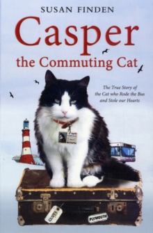 Casper the Commuting Cat, Paperback Book