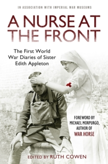 A Nurse at the Front, Paperback Book