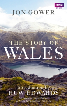 The Story of Wales, Paperback Book