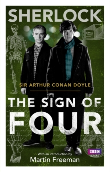 Sherlock: Sign of Four, Paperback Book