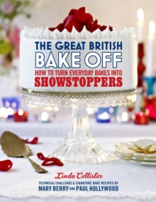 The Great British Bake Off, Hardback Book