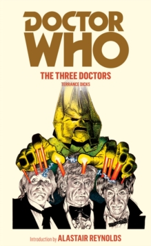 Doctor Who: The Three Doctors, Paperback Book