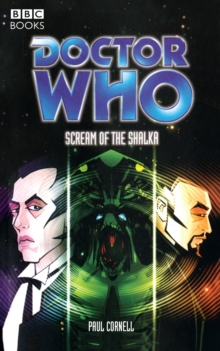 Doctor Who  The Scream Of The Shalka, Paperback Book