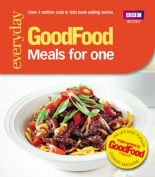 Good Food: Meals for One : Triple-tested recipes, Paperback Book