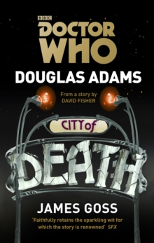 Doctor Who: City of Death, Paperback Book