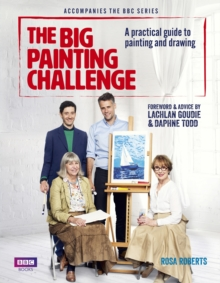 The Big Painting Challenge, Hardback Book
