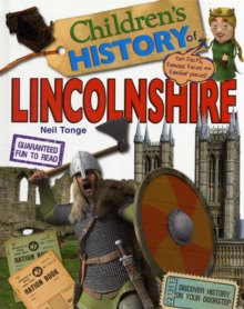 Children's History of Lincolnshire, Hardback Book