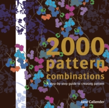 2000 Pattern Combinations, Paperback Book