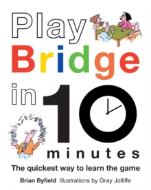 Play Bridge in 10 Minutes, Paperback Book