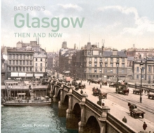Batford's Glasgow Then and Now, Hardback Book