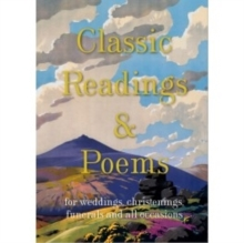 Readings and Poems: For Weddings and Other Occasions, Paperback Book