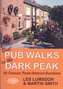 Best Pub Walks in the Dark Peak, Paperback Book