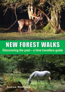 New Forest Walks, Paperback Book