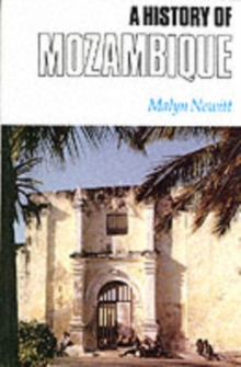 A History of Mozambique, Paperback Book