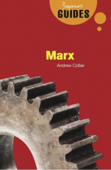 Marx : A Beginner's Guide, Paperback Book