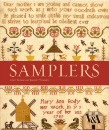 Samplers from the Victoria and Albert Museum, Paperback Book
