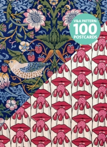 V&A Pattern: 100 Postcards, Postcard book or pack Book