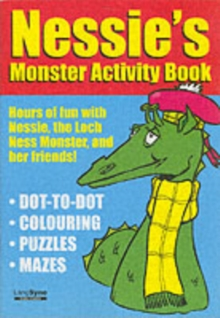 Nessie's Activity Book, Paperback Book