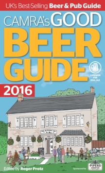 Camra's Good Beer Guide, Paperback Book