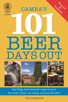 101 Beer Days Out, Paperback Book