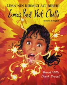 Lima's Red Hot Chilli in Turkish and English, Paperback Book