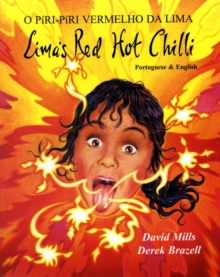 Lima's Red Hot Chilli in Urdu and English, Paperback Book
