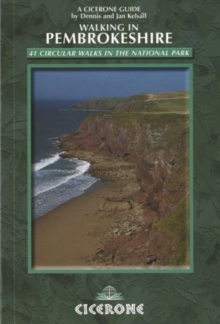 Walking in Pembrokeshire : 41 Circular Walks in the National Park, Paperback Book