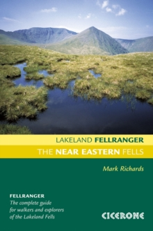 The Near Eastern Fells : Walking Guide to the Lake District, Paperback Book