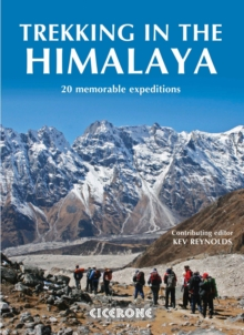 Trekking in the Himalaya, Paperback Book