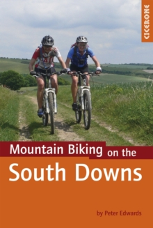 Mountain Biking on the South Downs, Paperback Book