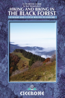 Hiking and Biking in the Black Forest, Paperback Book