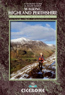 Walking Highland Perthshire, Paperback Book