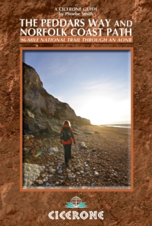 The Peddars Way and Norfolk Coast Path, Paperback Book