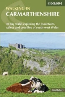 Walking in Carmarthenshire, Paperback Book