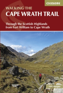 The Cape Wrath Trail, Paperback Book