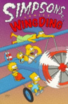 Simpsons Comics Wingding, Paperback Book
