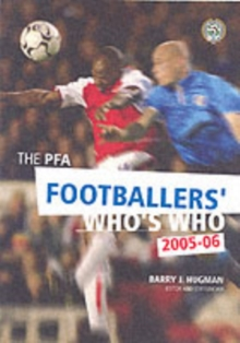 The PFA Footballers' Who's Who, Paperback Book