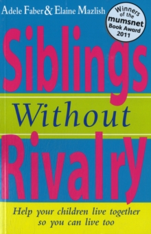 How To Talk: Siblings Without Rivalry, Paperback Book