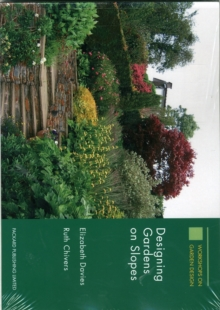 Designing Gardens on Slopes, Paperback Book