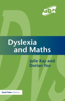 Dyslexia and Maths, Paperback Book