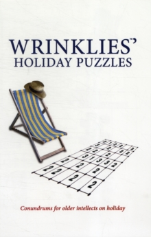 Wrinklies Holiday Puzzles, Hardback Book