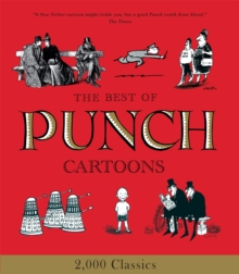 "The Best of ""Punch"" Cartoons, Hardback Book"