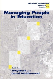 Managing People in Education, Paperback Book