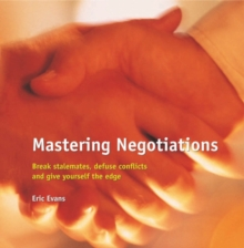 Mastering Negotiations, Paperback Book