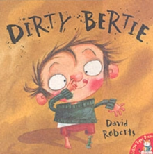 Dirty Bertie, Paperback Book