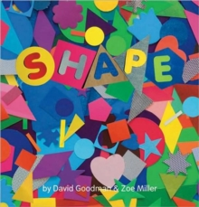 Shape, Hardback Book