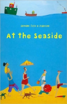 At the Seaside, Hardback Book