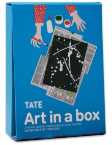 Art in a Box, Cards Book