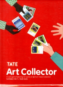 Art Collector, Cards Book
